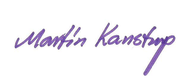 Martin Signature
